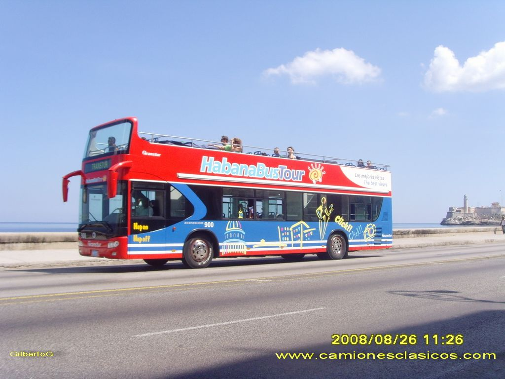 Ver tema autobuses en cuba - Autobuses de dos pisos ...